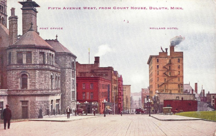 Fifth Avenue West - Duluth