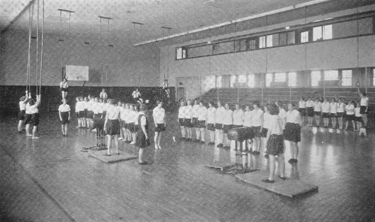 Physical Training Department