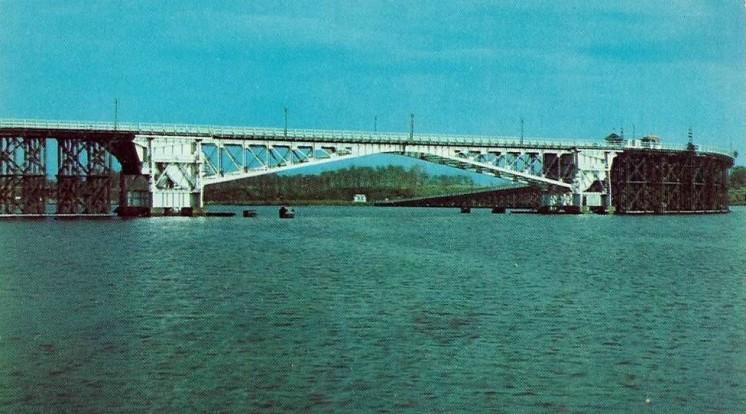 Arrowhead Bridge postcard