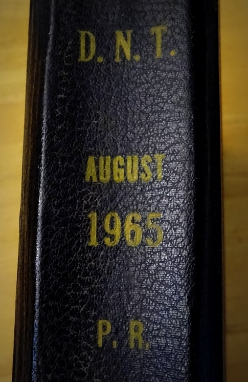 DNT August 1965
