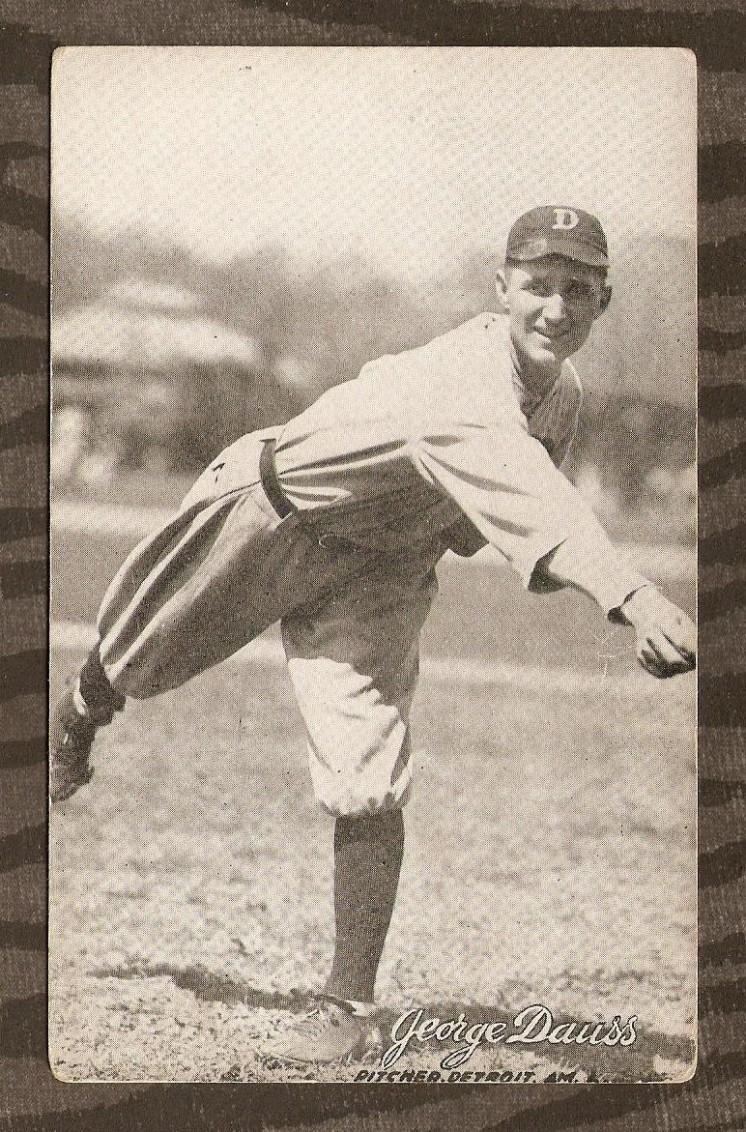 Dauss in 1921