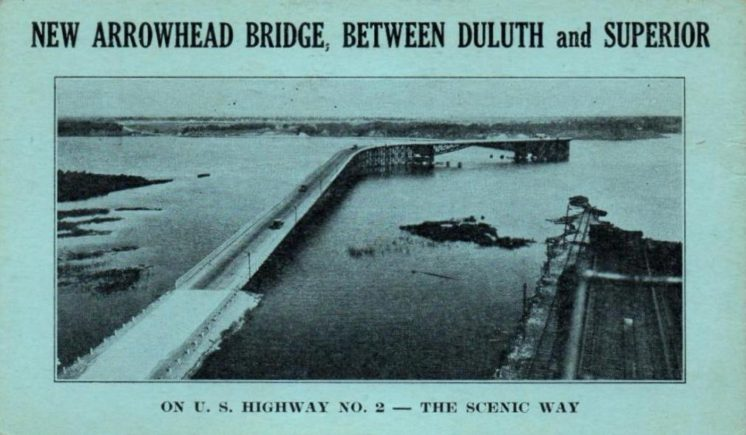 New Arrowhead Bridge 1927b