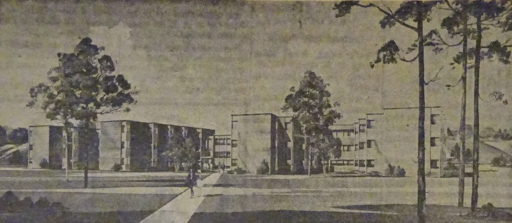Griggs Hall 1965