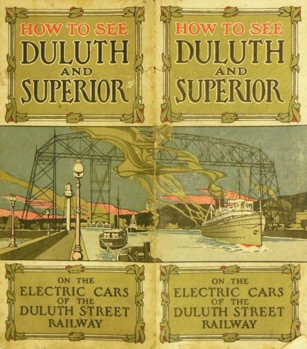 How to see Duluth and Superior