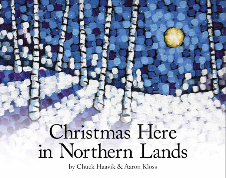 Christmas Here in Northern Lands