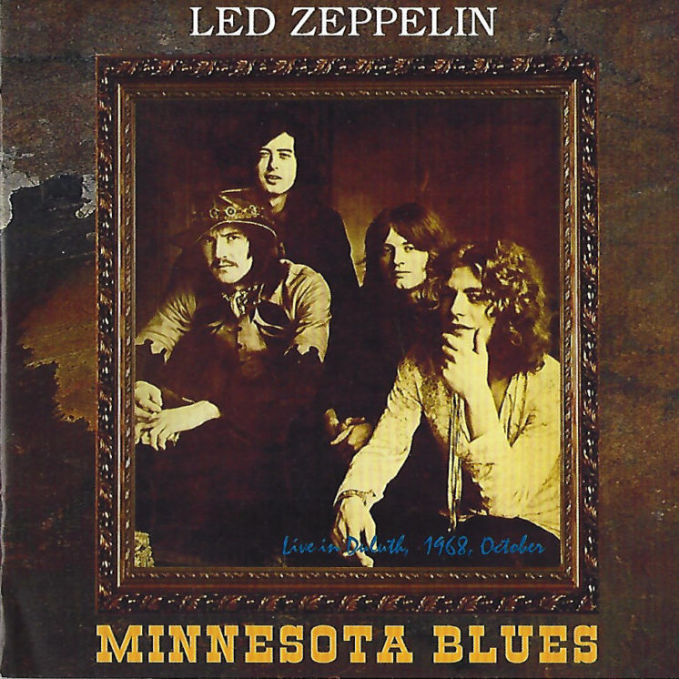 Led Zeppelin - Minnesota Blues - Live in Duluth