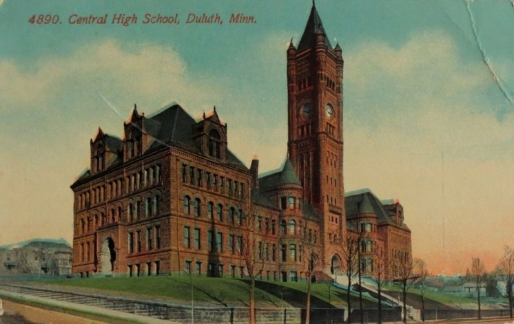 Central High School 4890 Duluth