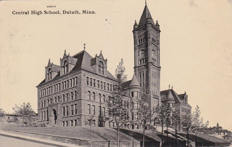 Central High School A20216 Duluth