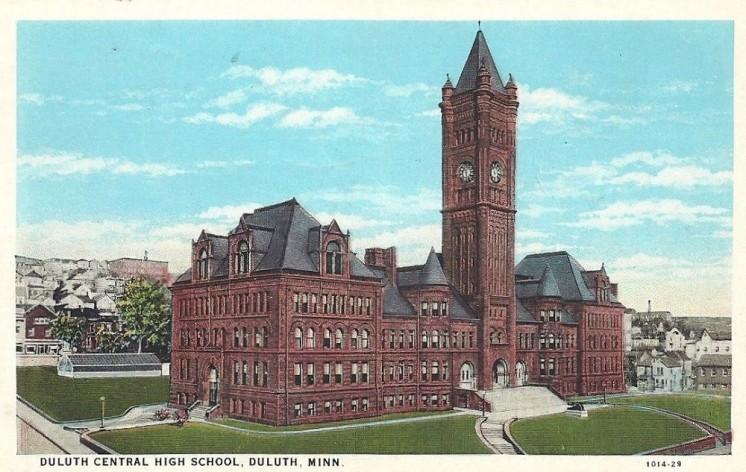 Duluth Central High School 1014-29