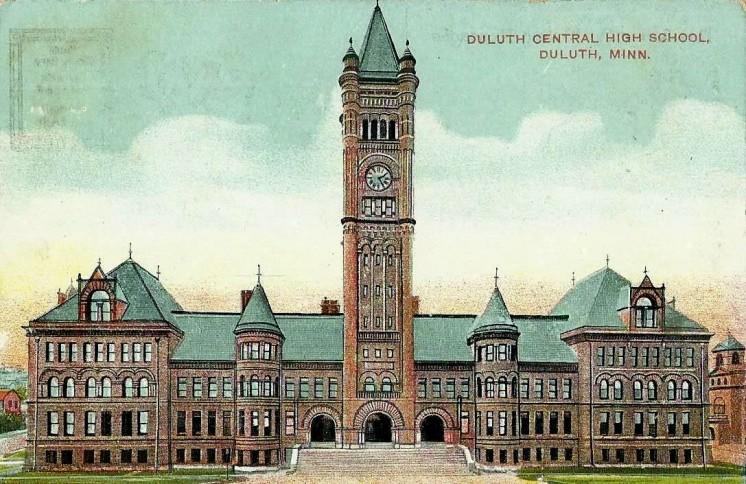 Duluth Central High School