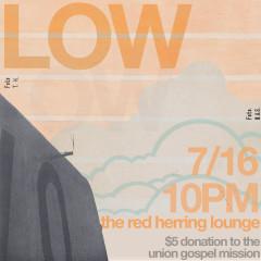 Low at Red Herring