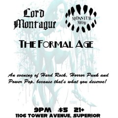 Monster Mob - Formal Age - Lord Montague