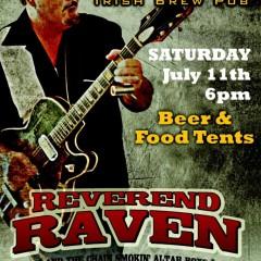 Reverend Raven Street Dance 2015