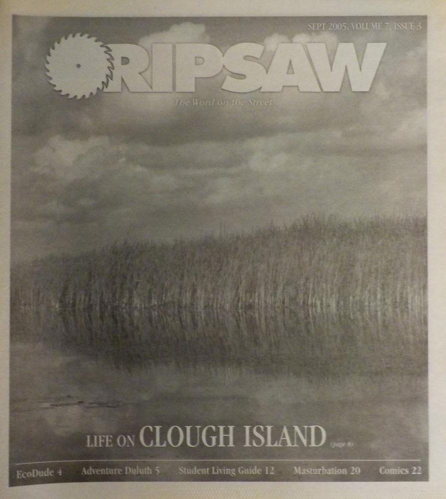 Ripsaw 2005 Clough Island