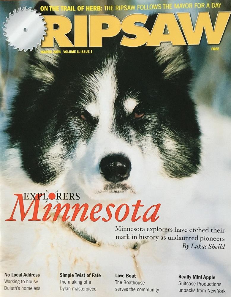 Ripsaw Magazine Minnesota Exporers