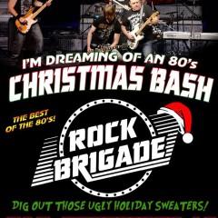 Rock Brigade Christmas Bash