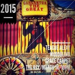 Teague Alexy - Woodblind - Rex Bar