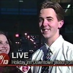 Video Archive: President Clinton and Donny Ness