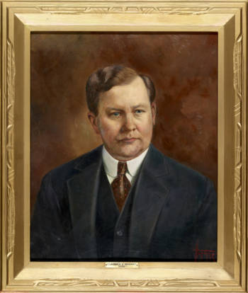 25: Judge Clarence R. Magney, 1917-20