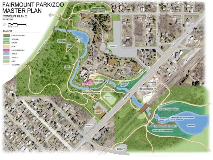 Zoo Master Concept Plan 2