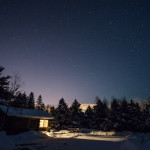 Selective Focus: Cabin Fever