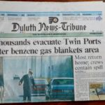 Twenty-five years since the benzene spill in Superior