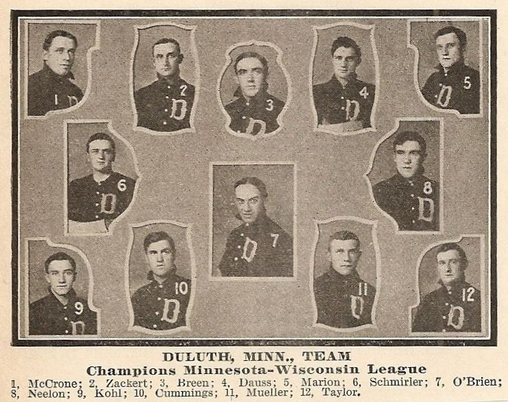 Duluth White Sox 1909
