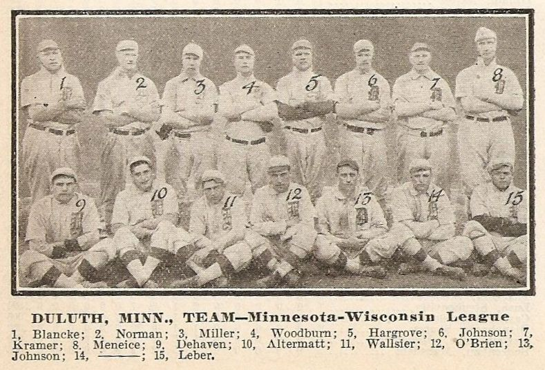 Duluth White Sox 1912
