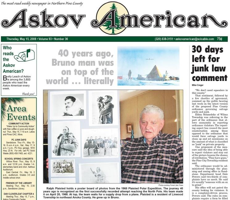 Askov American 1