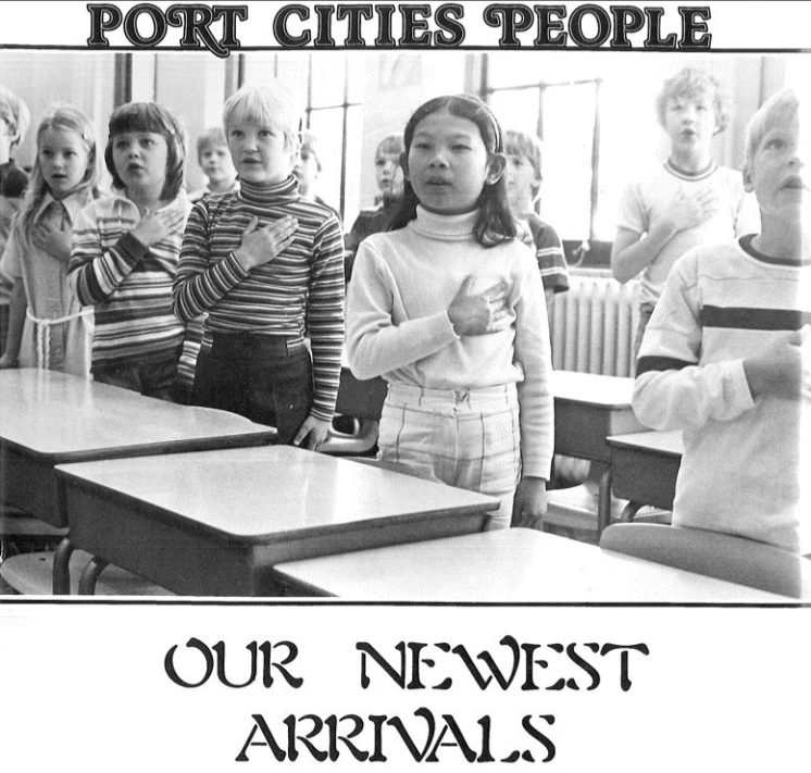 Port Cities People