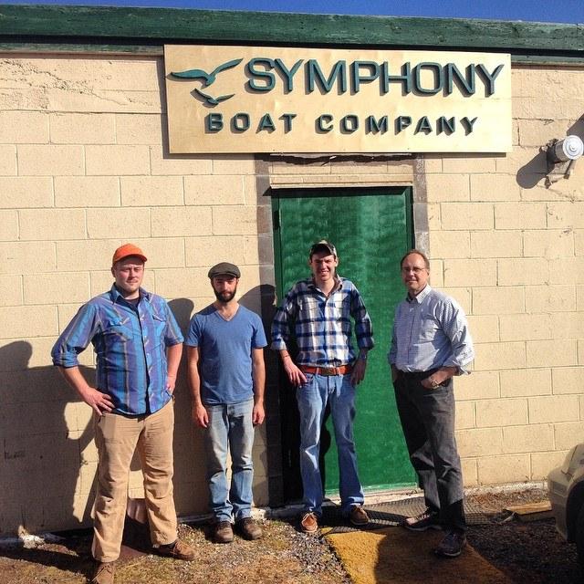 Symphony Boat Crew