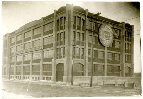 Empress Coffee Building