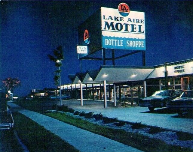 Lake Aire Motel Bottle Shop exterior