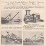 Clyde Iron Works ad from 1927