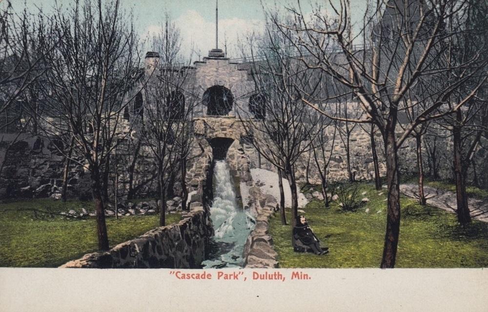 Cascade Park Postcard