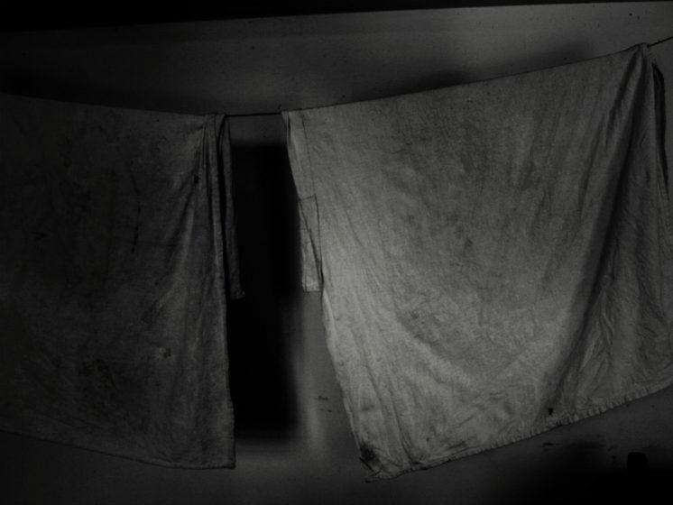 Tim White, untitled (dish towels), Archival inkjet print,  2013