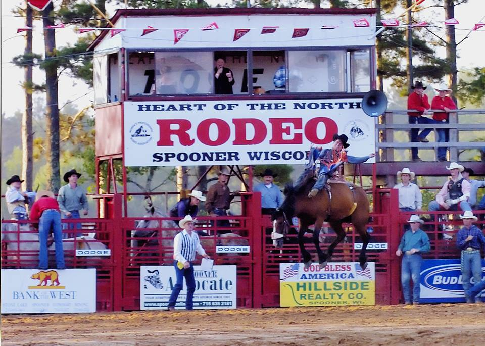 Spooner Rodeo 2019 Perfect Duluth Day