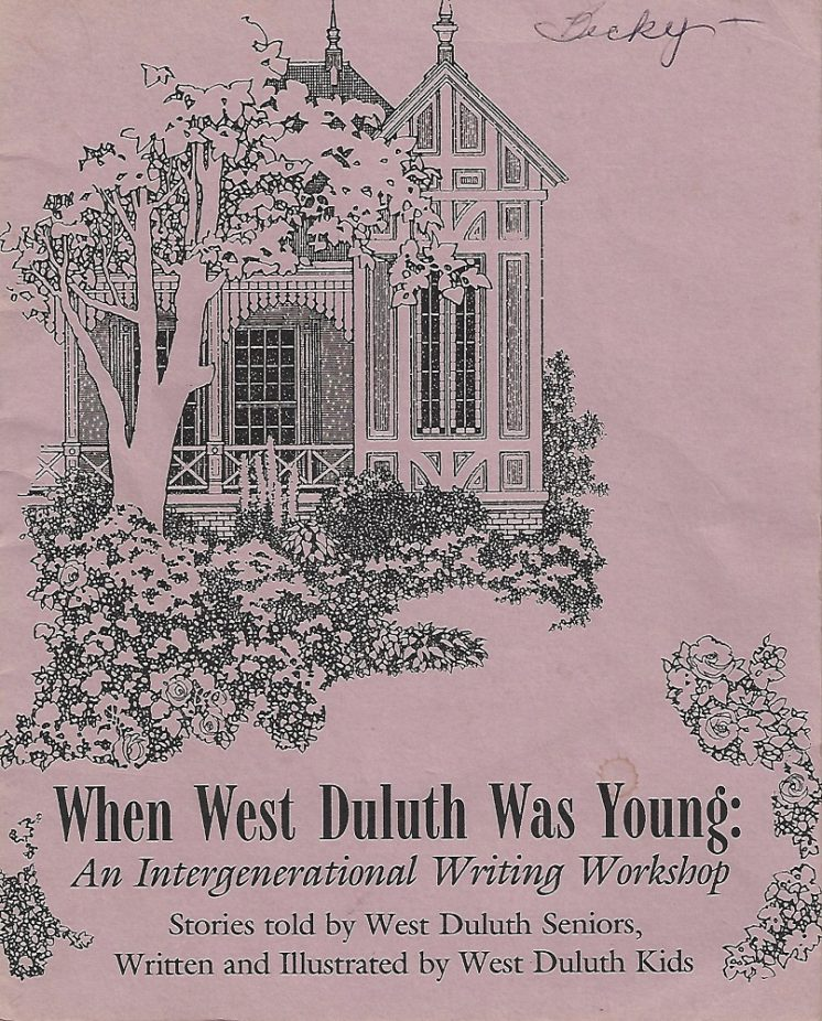 When West Duluth Was Young - cover