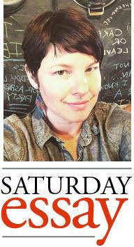 Mary Tennis - Saturday Essay
