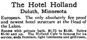 The Hotel Holland