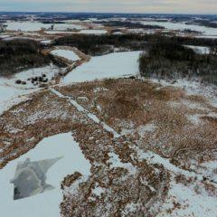 Pond Hockey Rink Shape on Minnesota