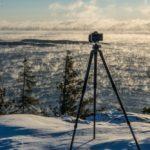 Timelapse Video: Lake Superior Sea Smoke
