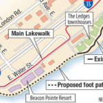 Missing Lakewalk link will remain on hold