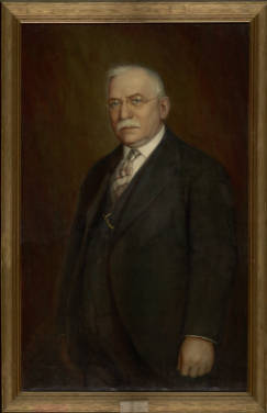 27: Samuel Frisby Snively, 1921-37