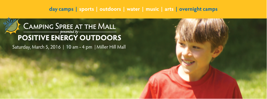 Camping Spree at the Mall - Perfect Duluth Day