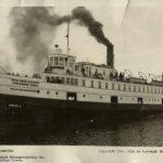 SS America, 1925