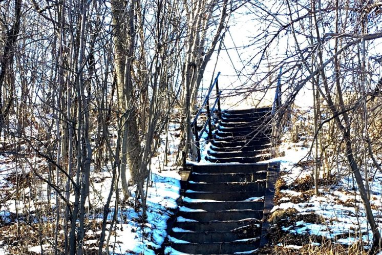 Incline Stairway