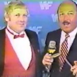 Video Archive: Billy Jack Haynes and Adrian Adonis cut wrestling promos for 1987 Duluth appearances