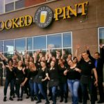 Crooked Pint Ale House open in Kenwood Village