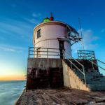 Exploring the Superior Entry Lighthouse on Wisconsin Point